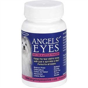 Angels Eyes Tear Stain Remover for Dogs - 30 grams, 60 grams, 120 grams or 240 grams, Chicken Flavor