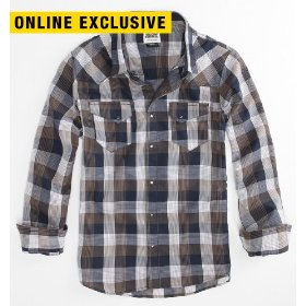 Volcom willie woven shirt