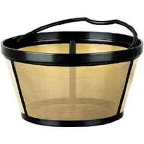 Mr. coffee permanent gold tone coffee filter gtf2