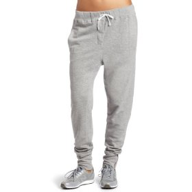 Hknb heidi klum for new balance womens relaxed sweatpant with zipper