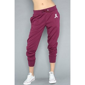 Wesc the abalaone pant in velvet plum,pants for women
