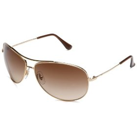 Ray-ban rb3293 aviator outdoorsman sunglasses