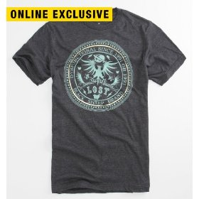 Lost centered tee