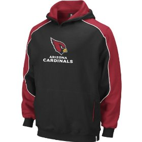 Reebok arizona cardinals boys (4-7) arena sweatshirt