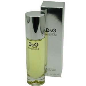D & G Masculine By Dolce & Gabbana For Men. Eau De Toilette Spray 1.7 Ounces
