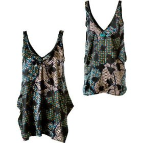 Lost riley tank top - women's