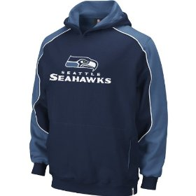 Reebok seattle seahawks boys (4-7) arena sweatshirt