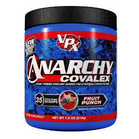 Vpx anarchy covalex, fruit punch, 7.5-ounce canister