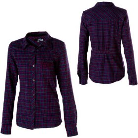 Volcom tuff stuff shirt - long-sleeve - women's