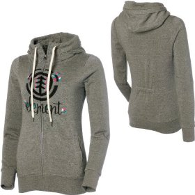 Element mercy full-zip hooded sweatshirt - women's