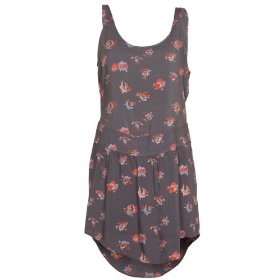 Hurley ground control yc dress - women's