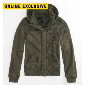 Fox roadie bomber jacket