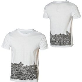 Oakley stanley donwood t-shirt - short sleeve - men's