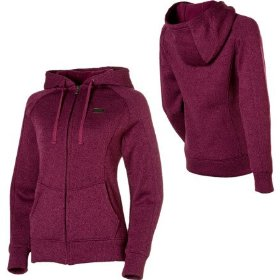 Dakine charm full-zip hooded sweatshirt - women's