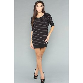 Ezekiel the bedford dress in black,dresses for women