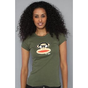 Paul frank the julius periodic table tee,t-shirts for women