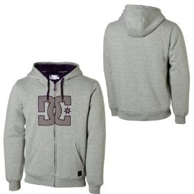 Dc mitch full-zip hooded sweatshirt - men's