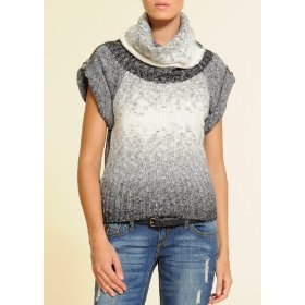 Mango women's chunky knit sweater