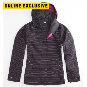 Roxy jet setting snow jacket