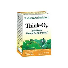 Herb tea,think o2 pack of 4