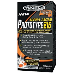 Muscletech proto-type 216, 120-count
