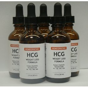 Hcg diet starter combo: (2oz) hcg + (dr. simeons protocol + forms + hcg recipes *in a cd)