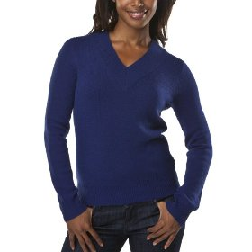 Merona® women's cashmere sweater - oxygen blue