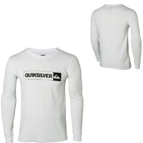Quiksilver mystery meat thermal shirt - long-sleeve - men's