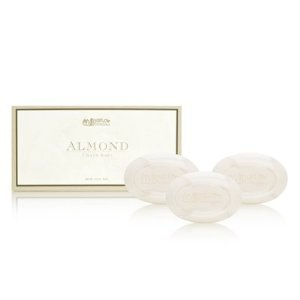 C.o. bigelow almond bath bars 3 x 5.5 oz