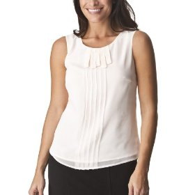 Merona® collection women's emma crepe top - pink