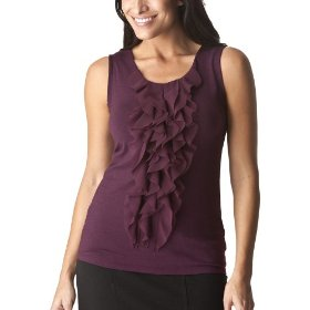 Merona® collection women's marissa top - plum
