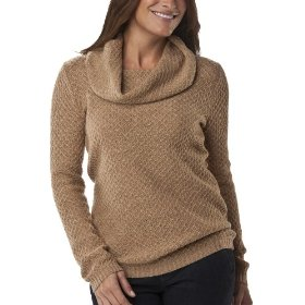 Merona® women's great stitch pullover sweater - tan