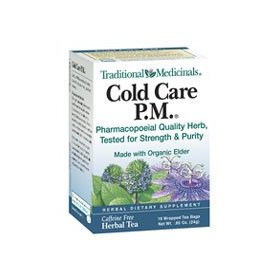 Herb tea,cold care p.m. pack of 5