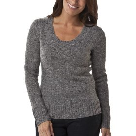 Merona® women's scoop neck pullover sweater - grey