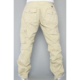 Lrg the class act cargo ts pant in khaki,pants for men