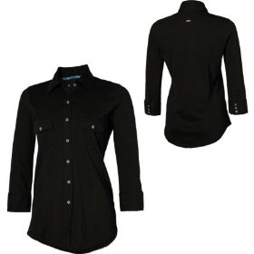 Element seattle shirt - long-sleeve - women's