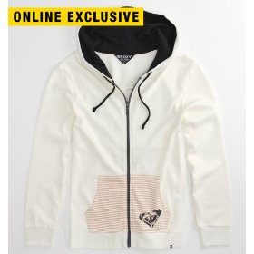 Roxy zipped up hoodie