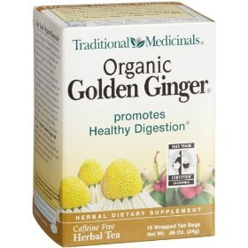 Tea,og,golden ginger pack of 9