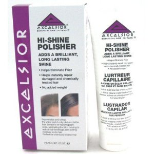 Excelsior hi-shine polisher 4 oz.