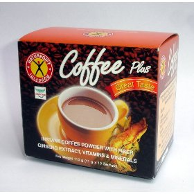 Weight loss diet coffee naturegift 1 boxes/10 packets