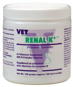 Vet Solution Renal K+ (100 gm)