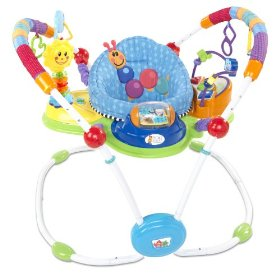 Baby einstein musical motion jumper