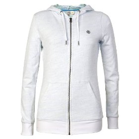 Element juniors' lily full zip hoodie