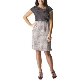 Merona® collection women's claire dress - asphalt gray
