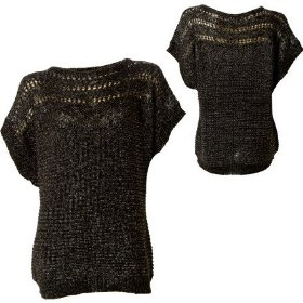 Quiksilver varnished sweater - women's