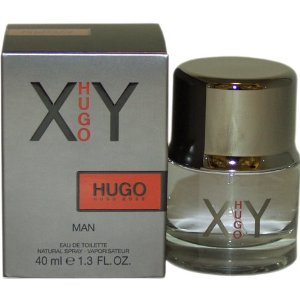 Hugo XY by Hugo Boss for Men Eau De Toilette Spray, 1.3 Ounce