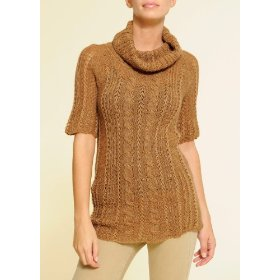 Mango women's retro-style knitted sweater