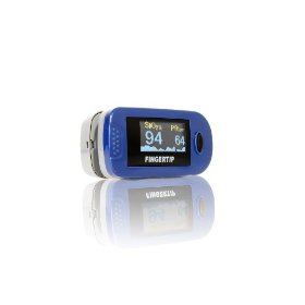 Finger pulse oximeter oled display md300c2