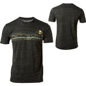Element yellowstone t-shirt - short-sleeve - men's