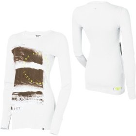 Roxy line up t-shirt - long-sleeve - women's